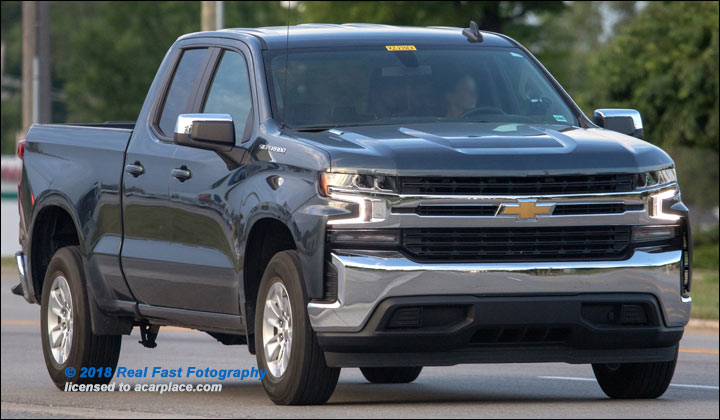 Chevy's diesel being tested; 2019 Ram's still MIA